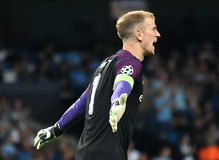 Joe Hart Royalty Free Stock Image