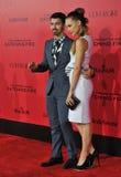 Joe Jonas & Blanda Eggenschwiler Royalty Free Stock Photo