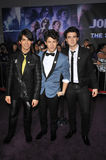 Joe Jonas, Jonas Brothers, Kevin Jonas, Nick Jonas,  Royalty Free Stock Image