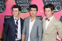 Joe Jonas,Kevin Jonas,Nick Jonas,Jona Stock Images