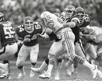 Joe Klecko Royaltyfri Bild