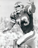 Joe Klecko. New York Jets defensive lineman Joe Klecko Stock Photo
