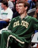 Joe Kleine, Celtics de Boston Photos stock
