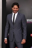 Joe Manganiello arrives at the  Stock Photography