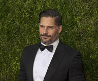 Joe Manganiello Arrives at the 2015 Tony Awards Royalty Free Stock Photography