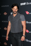 Joe Manganiello. At the 5th Annual Sunset Strip Music Festival, Skybar, West Hollywood, CA 08-17-12 Royalty Free Stock Photography