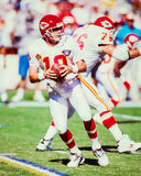 Joe Montana Kansas City Chiefs Stock Photo