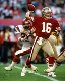 Joe Montana San Fransisco 49ers Fotografia Royalty Free