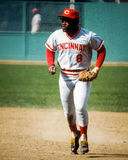Joe Morgan Cincinnati Reds Royaltyfri Bild