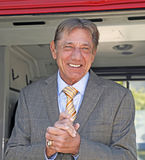 Joe Namath Royalty Free Stock Images