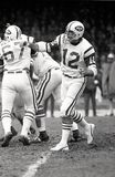 Joe Namath, New York Jets Lizenzfreie Stockfotos