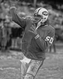 Joe Namath New York Jets Στοκ φωτογραφία με δικαίωμα ελεύθερης χρήσης