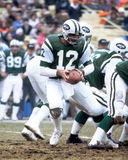 Joe Namath New York Jets Lizenzfreies Stockfoto