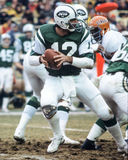 Joe Namath New York Jets Royalty Free Stock Photo