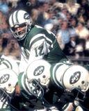 Joe Namath New York Jets Stock Images