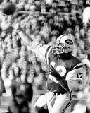 Joe Namath. New York Jets QB Joe Namath, #12.  (Image taken from B&W negative Stock Photography