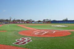 Joe Nathan Baseball Stadium Fotos de archivo libres de regalías