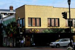 Joe Pasta, King Street, Charleston, SC. Stock Photography