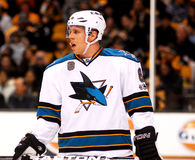Joe Pavelski San Jose Sharks Stock Photo