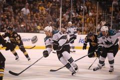 Joe Pavelski San Jose Sharks Royalty Free Stock Photography