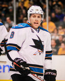 Joe Pavelski San Jose Sharks Fotografia Stock