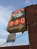 Joe`s Real B.B.Q In Gilbert,Arizona Royalty Free Stock Image