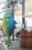 Joe's Seafood Royalty Free Stock Photography