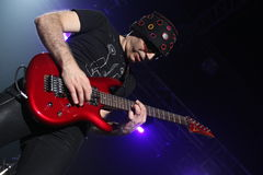joe satriani Obrazy Stock