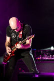 Joe Satriani in Concert royalty free stock image