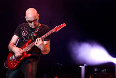 Joe Satriani in Concert Stock Photography
