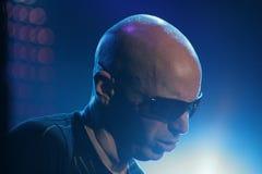 Joe Satriani Live Royalty Free Stock Image
