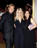 Joe Simpson, Jessica Simpson and Tina Simpson Royalty Free Stock Photo