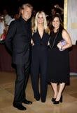 Joe Simpson, Jessica Simpson und Tina Simpson Lizenzfreies Stockfoto