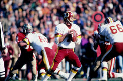 Joe Theismann. Washington Redskins QB Joe Theismann, #7.  (Image taken from color slide Stock Photos