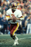 Joe Theismann. Washington Redskins QB Joe Theismann, #7.  (Image taken from color slide Stock Photo