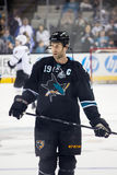 Joe Thornton Royalty Free Stock Photo