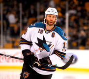 Joe Thornton San Jose Sharks Royalty Free Stock Photos