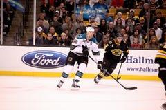 Joe Thornton San Jose Sharks Stock Photo