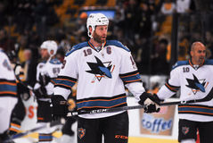 Joe Thornton, San Jose Sharks Stock Photo