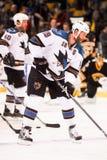 Joe Thornton San Jose Sharks royaltyfri foto