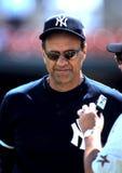 Joe Torre New York Yankees Arkivfoton