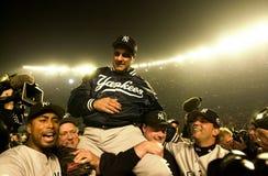 Joe Torre, New York Yankees manager Stock Images