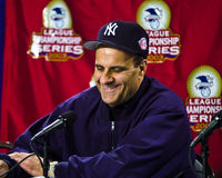 Joe Torre, New York Yankees Manager Stock Photo