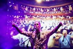 Joe Victor σε Mi φεστιβάλ 2018 πολυεθνικής συμφωνίας για τις επενδύσεις Στοκ Φωτογραφία