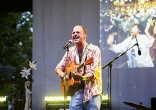 Joe Victor al MI Ami Festival 2018 Immagine Stock Libera da Diritti