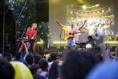 Joe Victor al MI Ami Festival 2018 Immagini Stock