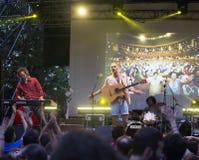 Joe Victor al MI Ami Festival 2018 Fotografie Stock Libere da Diritti