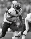 Joe Washington. Washington Redskins RB Joe Washington, #25. (Image taken from b&w negative Stock Photography