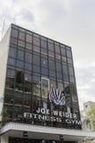 Joe Weider Fitness Gym Immagine Stock Libera da Diritti