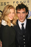 Joe Wright, Rosamund Pike Stock Photos